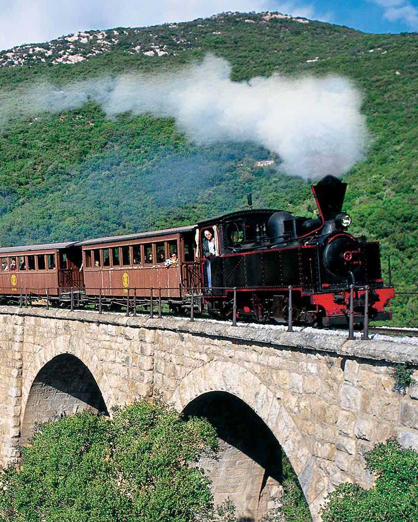 LITTLE TRAIN OF PELION