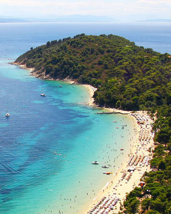DAILY CRUISE SKIATHOS
